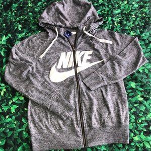 Nike hoodie | medium | women's | zip up | jacket